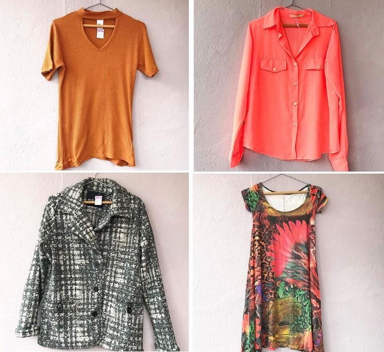 843c538bf Convidamos a Camila Grotz do blog @fashionachadinhos para fazer uma  pesquisa de bazares e brechós em Petrópolis, e ela preparou essa listinha  com peças e ...